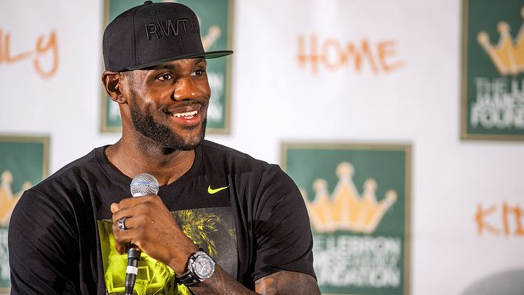 LeBron James answers questions on Twitter ... including one about 'Space Jam 2'