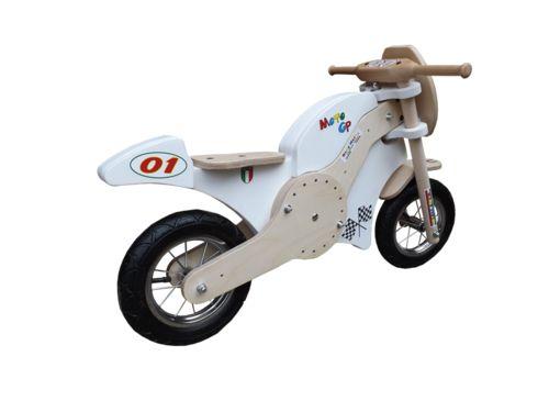 Moto GP col. bianco