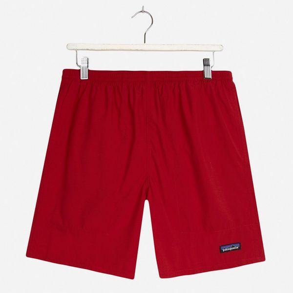 Patagonia Baggies Lights Shorts Classic Red