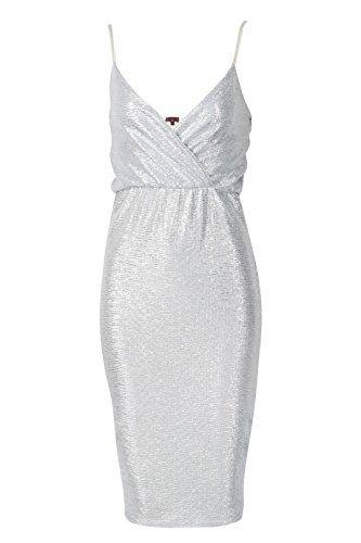Ladies Metallic Lurex Wrap Dress UK Size 8-14 (UK 10 (EUR... https://www.amazon.co.uk/dp/B01L5LBMFO/ref=cm_sw_r_pi_dp_x_NPO6xbPD39VQD