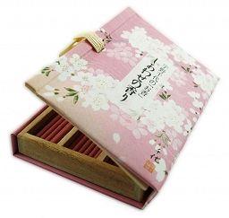 Japońskie kadzidełka kwiat wiśni