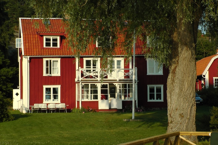 Swedish summerhome