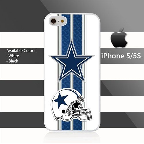 Dallas Cowboys Patterns Stripes iPhone 5 5s Case Cover