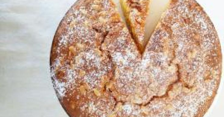 Italian Almond and Carrot Cake
