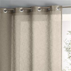 1000 ideas about voilage lin on pinterest rideau lin for Fenetre 60x120