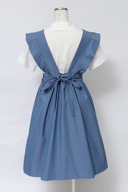 Jane Marple / public school summer dress & blouse - closet child online shop