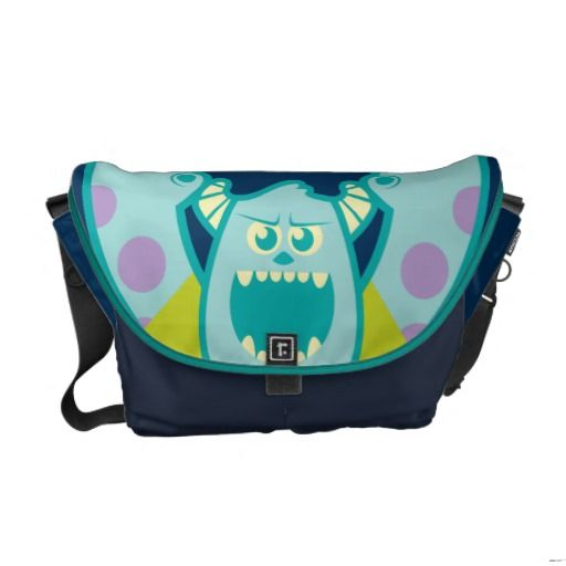 Sulley 3 messenger bag