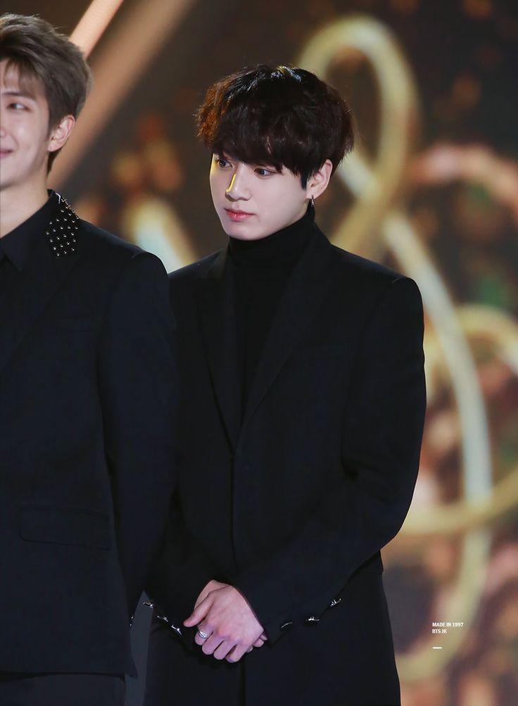 180125 Seoul Music Awards 2018 JUNGKOOK