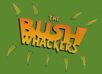 The Bushwhackers (Butch & Luke) logo 2 - WWE