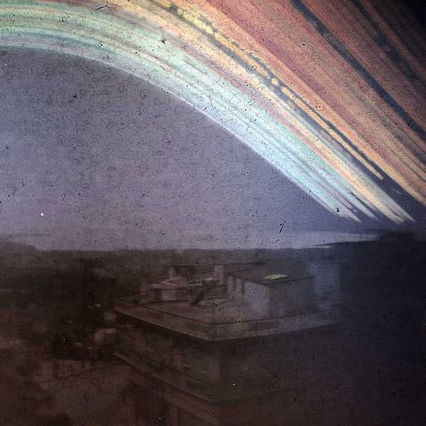 six month long pinhole exposure