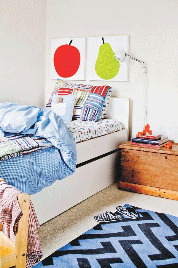 Kid's bedroom idea. #bedroom #kidsroom #decor