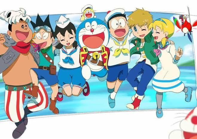 ghim của trang nghiemthu tren anime chibi anime doraemon meo u hinh ảnh