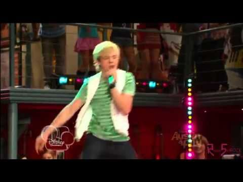 Ross Lynch(Austin Moon) - The Way That You Do - Official Music Video