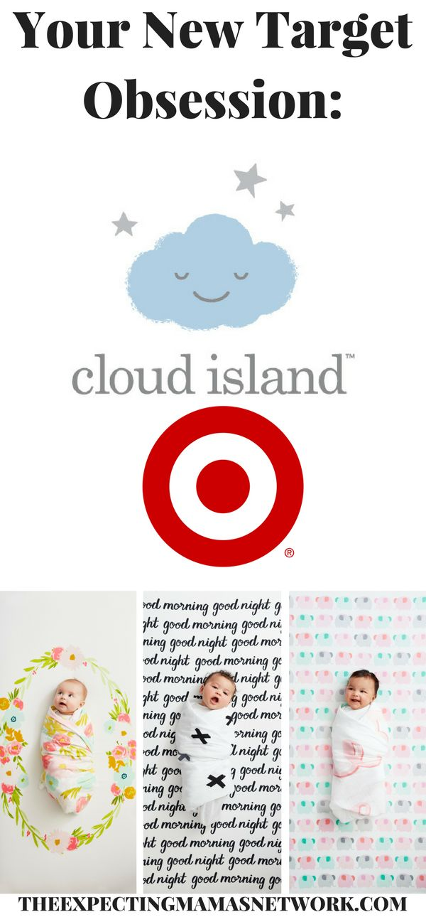 Have you heard? Target has a new baby line called Cloud Island. Welcome to your new obsession at Target. Great prices with safety & durability. Shop Now.
