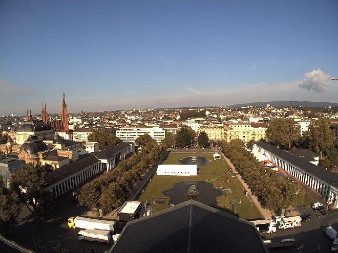 Wie Wird Das Wetter Heute In Wiesbaden