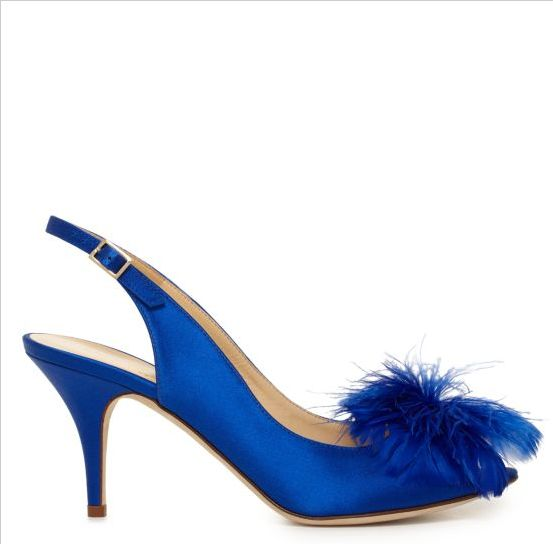 Blue Wedding Shoes 10 Pairs We Love