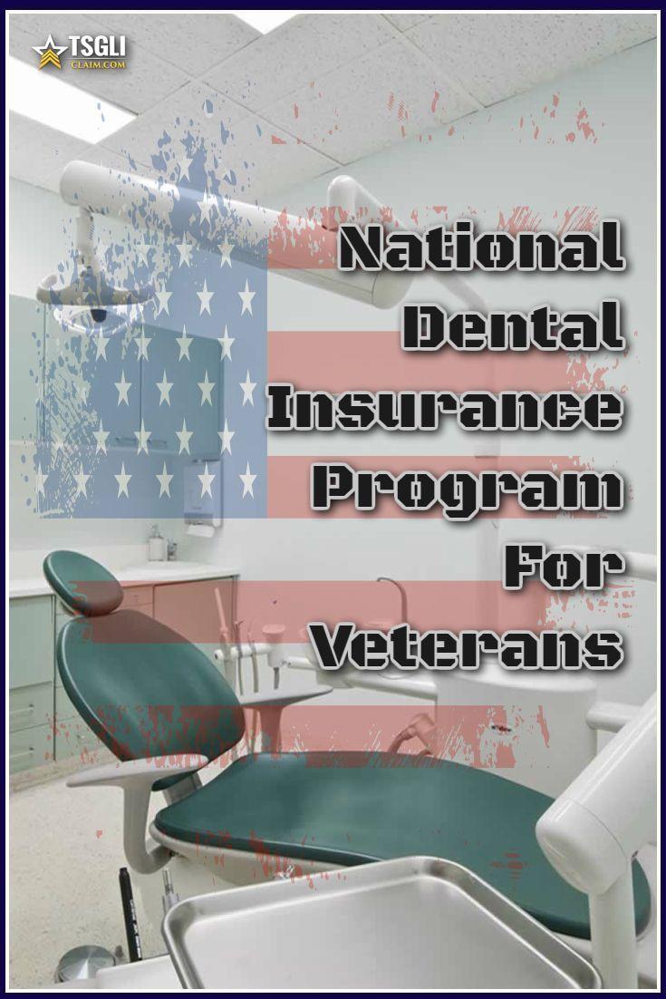 National Dental Insurance Program For Veterans Dental