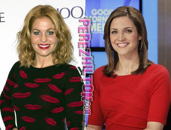 Candace Cameron Bure & Paula Faris Might Be Joining The View As Full Time Co-Hosts!