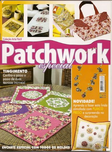 Patchwork (especial) - Diz Mary Mary - Picasa Web Albums... FREE MAGAZINE AND PATTERNS!