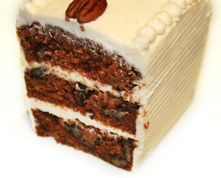 """La Cuisine de Bernard: Le """"Carrot Cake"""""""