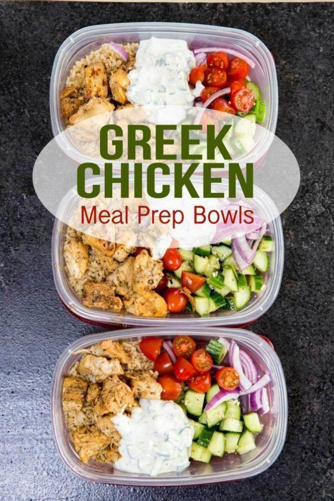Griechisches Hühnchen: Wahnsinnig leckere griechische Hühnchenschüsselrezepte. Griechisch Marinierte …   – healthy eating