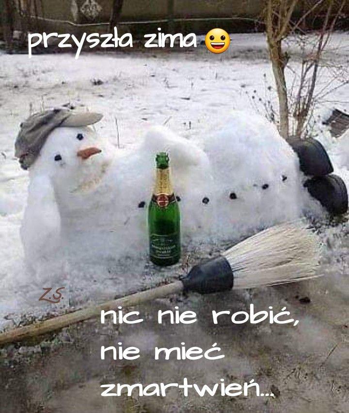 Pin By Zofia Sz On Zima With Images Zima Smieszne