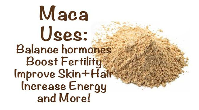 """#Macaroot powder is considered one of the world's #natural """"#superfoods."""""""