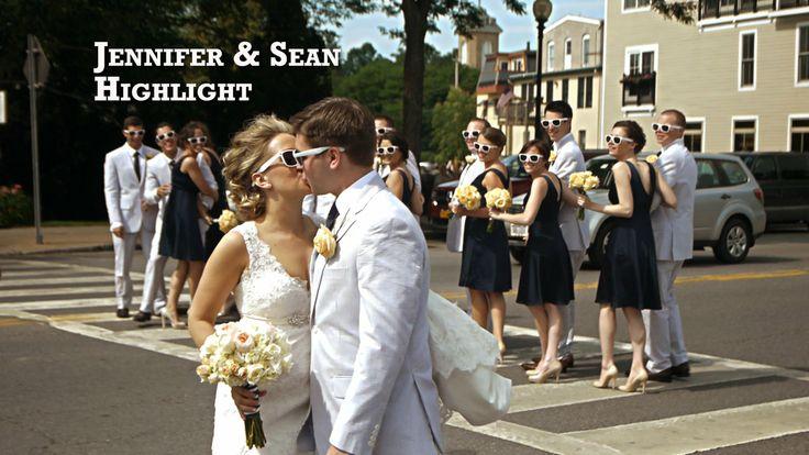 Jennifer & Sean Wedding Highlight