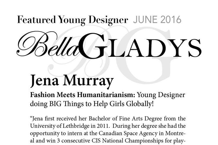 Bella GLADYS Talks With VEENA