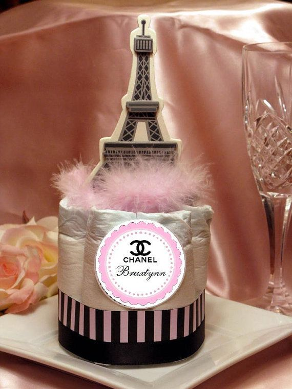 17 Best Images About Coco Chanel Baby Shower On