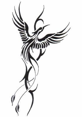 Tatouage phoenix – Page 6 – Tattoocompris                                                                                                                                                                                 Plus