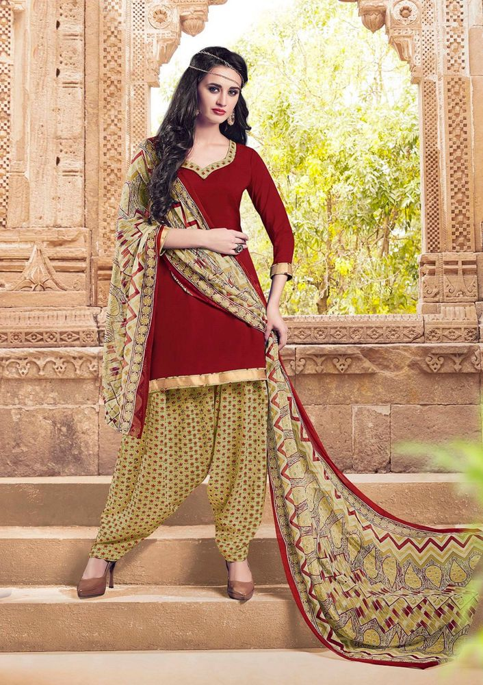 New Ethnic Suit Designer Dress Kameez Indian Anarkali Salwar Pakistani Bollywood #KriyaCreation #PatialaSuit