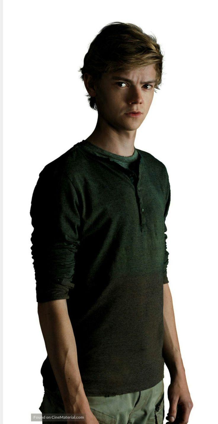 Thomas Brodie Sangster as Newt
