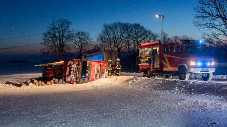 """Wetter aktuell: Tief """"Dieter"""" startet heute den Chaos-Winter - News Inland - Bild.de"""