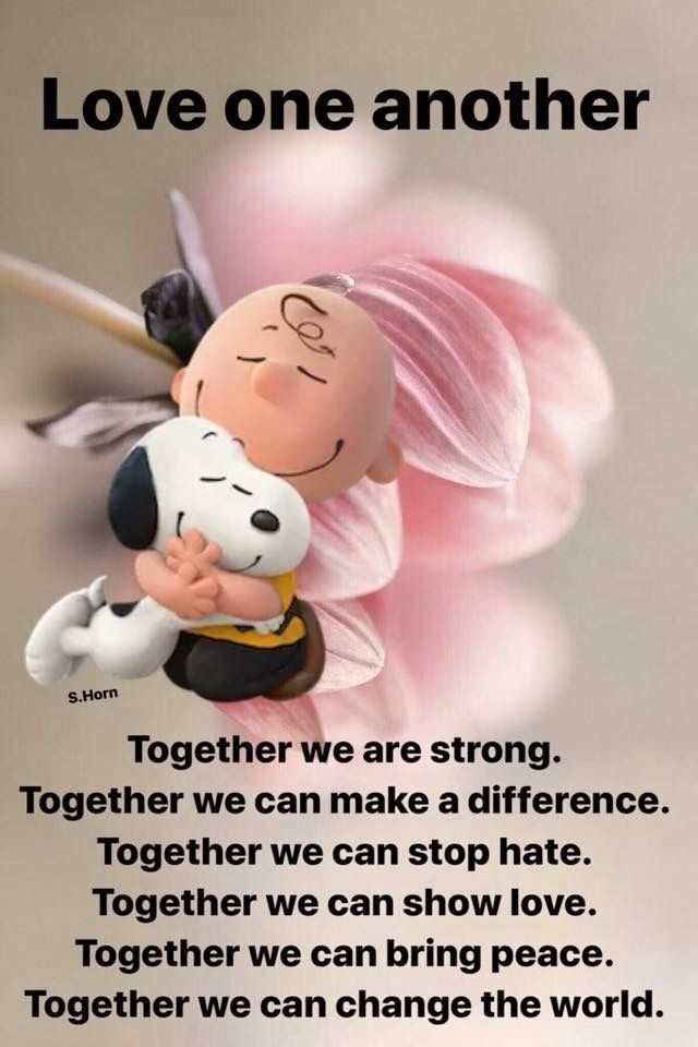 Together Charlie And Snoopy Snoppy Zitate Und