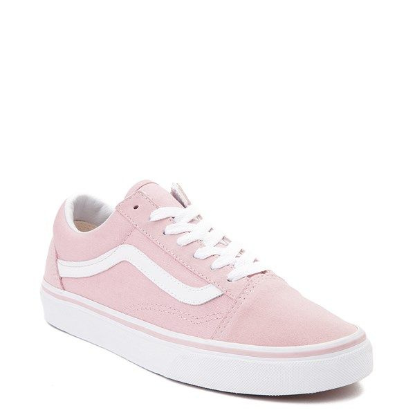 Vans Old Skool Skate Shoe - Zephyr Pink
