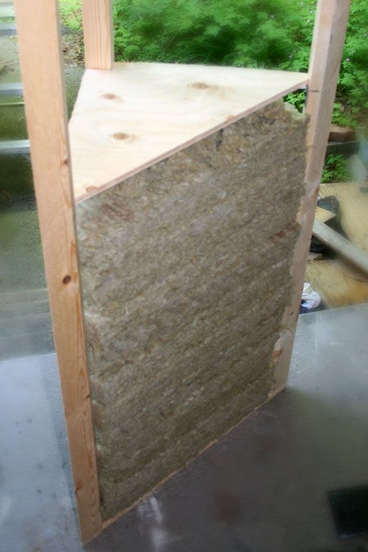 Aaron Young | DIY Acoustic Panels: SuperChunk Bass Traps