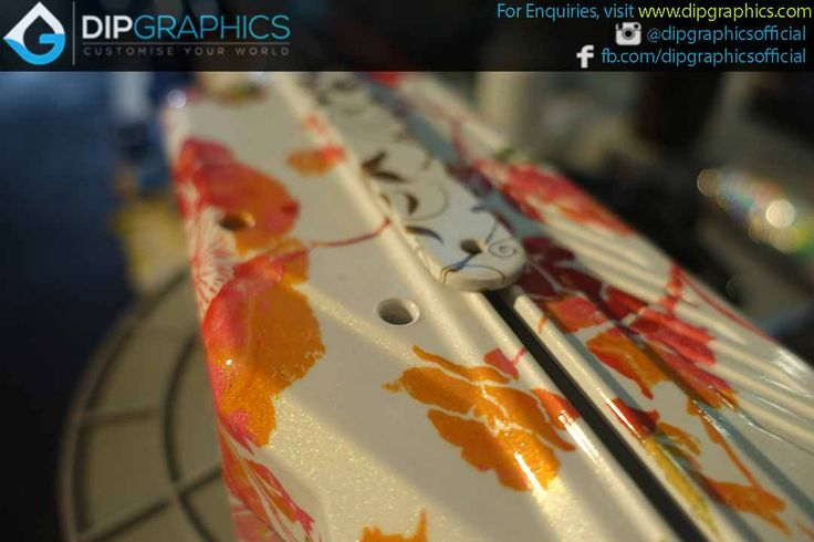 Hydro-Dipped-Zeus-2-Nerf-Blaster-in-Floral-Pattern---3
