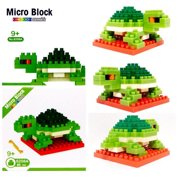 BOYU - Micro Block Cartoon Series - 8208A (60pcs)