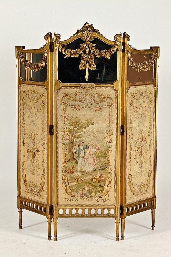 50 best images about folding screens on pinterest louis xvi auction and french dressing. Black Bedroom Furniture Sets. Home Design Ideas