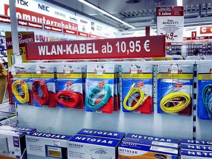 Sensation: WLAN-Kabel                                                                                                                                                                                 Mehr