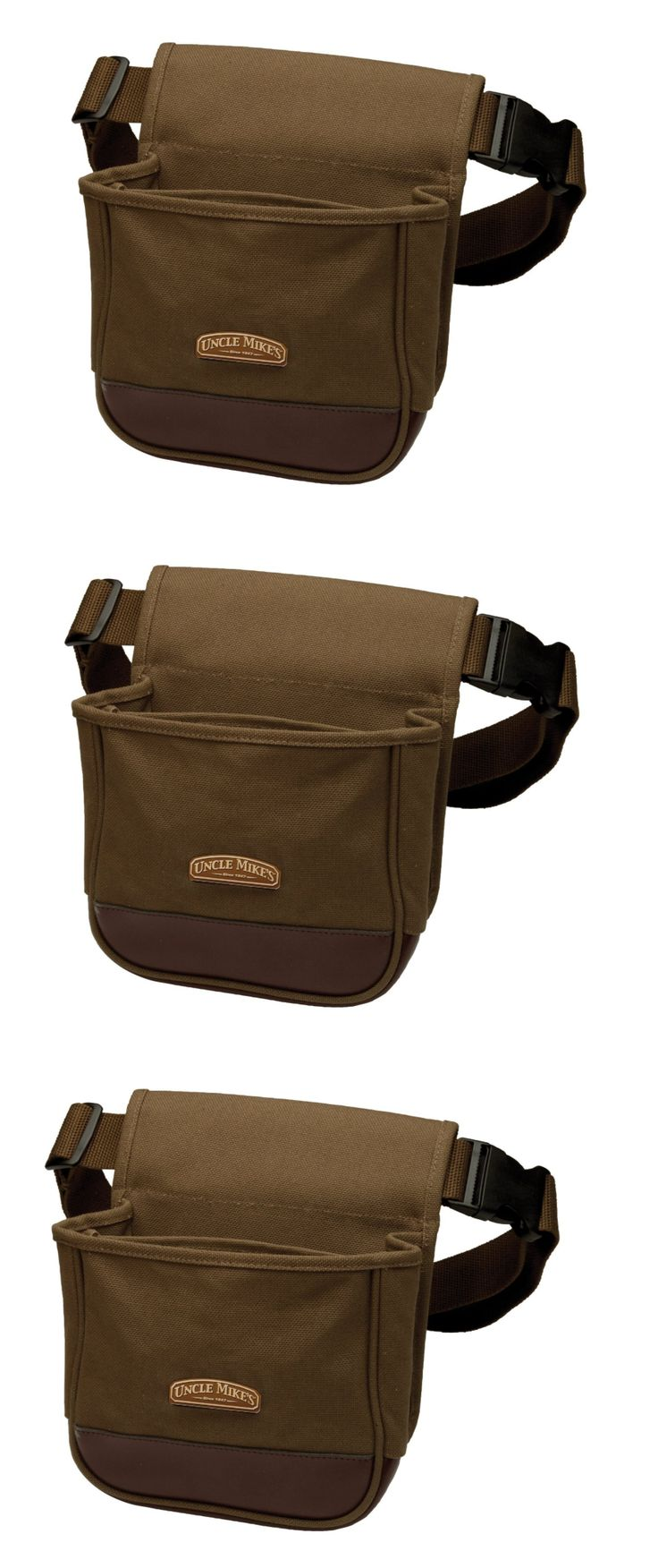 Ammunition Belts and Bandoliers 177884: Duck Hunting Bag 20 12 Gauge Shotgun Shell Holder Small Pouch Shooting Belt New -> BUY IT NOW ONLY: $33.77 on eBay!