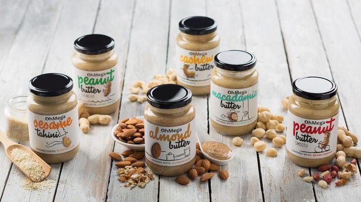 OhMega Nut Butter