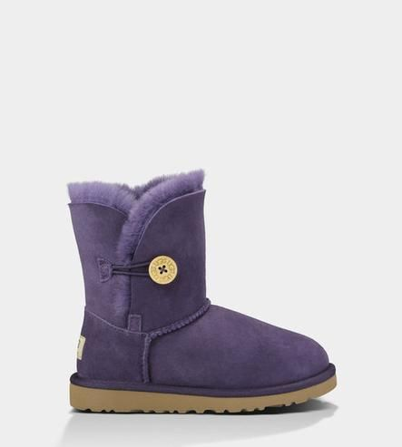 UGG Australia's button boot for kids - the #Bailey Button: baby
