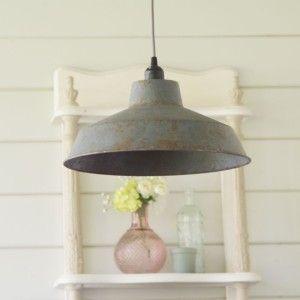 fabrieks hanglamp industrieel retrolamp vintage look sfeer oude lamp