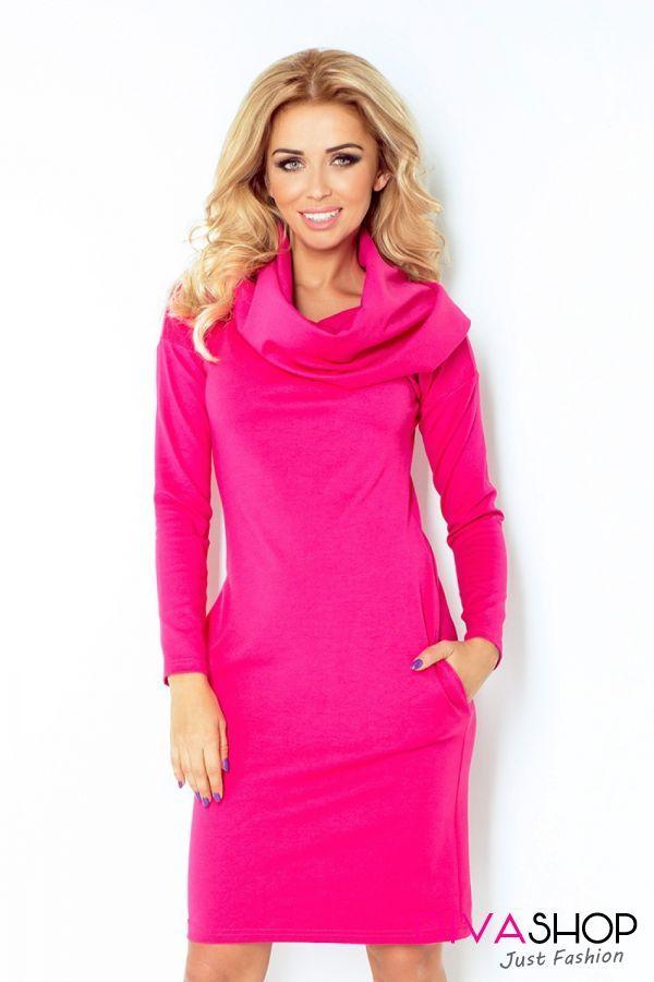 Rochie de ocazie eleganta roz