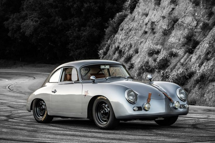 Rod Emory has been modifying 356s since it was considered crazy to do so. People called him and his father outlaws. That legacy - and name - is reflected in the Emory Porsche 356 Outlaw. This modern take on the...