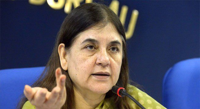New Delhi: Union minister for Women and Child Development Maneka Gandhi, has always advocated gender equality and women empowerment. Speaking to NDTV, Gandhi made a statement that shook the college goers. She insisted on early hostel curfew to be a necessary measure for a girl's own...