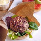 Een heerlijk recept: Gordon Ramsay: hamburgers met blauwe kaas