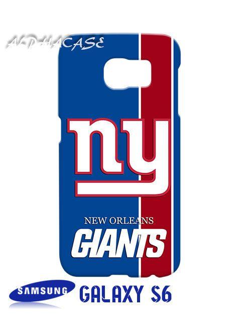 New York Giants Inspired Samsung Galaxy S6 Case Hardshell